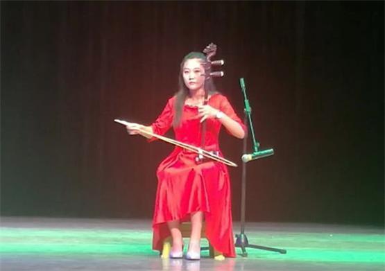 济南二中组织学生参加山东省中小学生校园艺术节器乐比赛济南选拔赛
