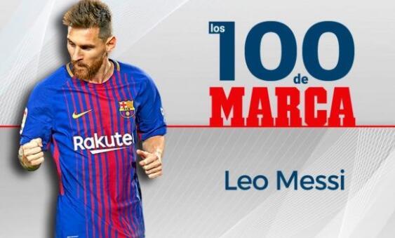 马卡报评2017年最佳球员:梅西当选年度最佳 C罗伊斯科紧随其后