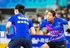 鲁能乒乓球女队主场2:3武汉安心