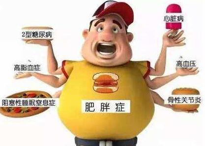 一胖毁所有!肥胖最伤这5个器官 体重超过这个数就危险了