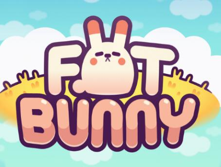 抖音上兔子吃萝卜的游戏是什么?按屏幕时间长短决定小胖兔跳跃距离