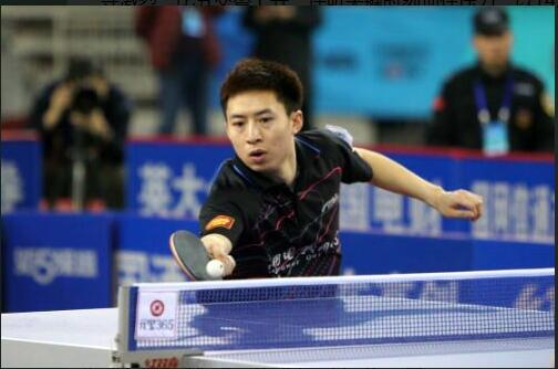 鲁能乒乓球男队客场3:1上海中星