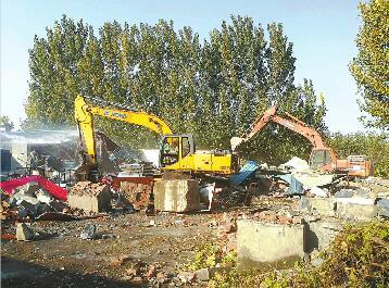 济南公布今年第一期违建拆除名单 4058处违建3月底前全部拆完