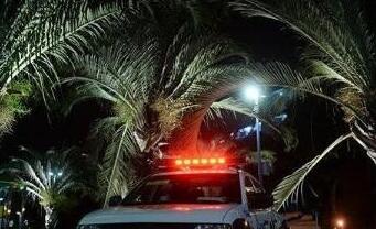 泰国苏梅岛事故一名英国公民被车撞出25米 肇事司机被拘捕