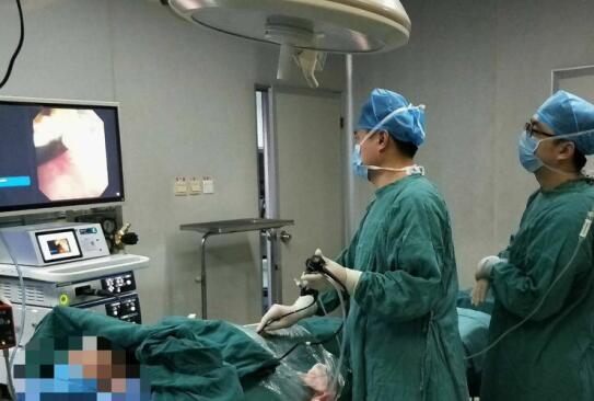 让胆道结石无处可藏——济南市第五人民医院成功开展胆道镜取石术