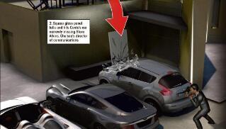 孔蒂爱车被砸坏损失上千英镑 高空玻璃坠落被阿特金斯目击
