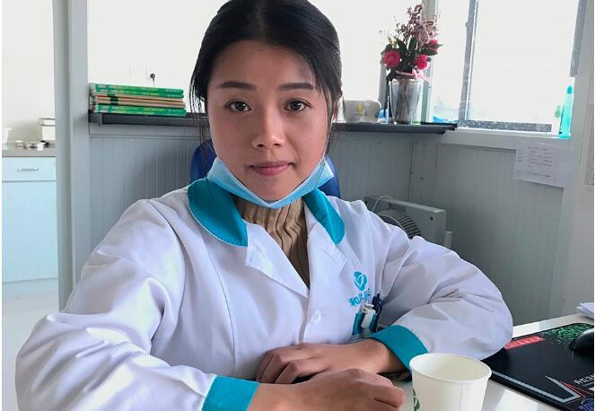 护士怒减肥70斤成美人 学习科学减肥运动加控制饮食