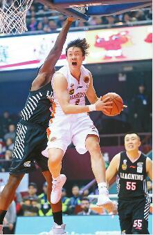 CBA第26轮ca88亚洲城娱乐103:98辽宁 四队战绩相同高速男篮咋排第三?