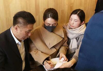 马苏现身海淀法院告诽谤 因网传其与PGone、张继科亲密关系