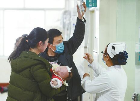 """山东省流感病例44万 """"乙型""""超八成"""