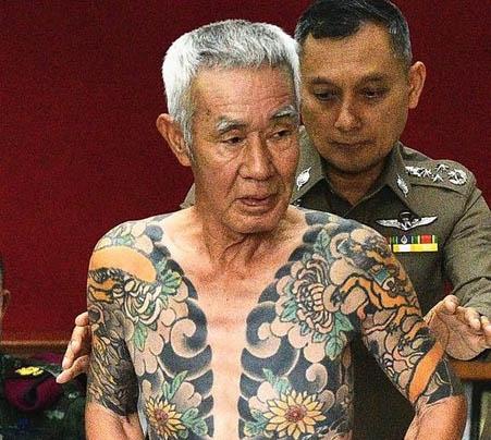 苍天饶过谁?误成网红终被捕 黑帮大佬逃亡泰国15年被路人送进监狱