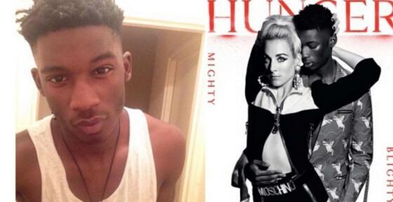 惋惜!男模Harry Uzoka遇劫被杀身亡年仅25岁 胸部被强盗刺数刀