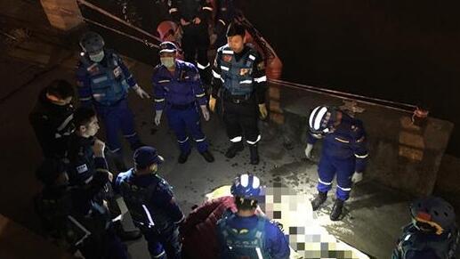 痛心!勇救跳河女孩溺亡 内蒙古小伙遗体一周后从府河里捞起