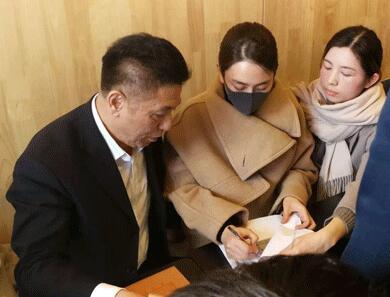马苏工作室声明:要求法院认定黄毅情构成诽谤罪