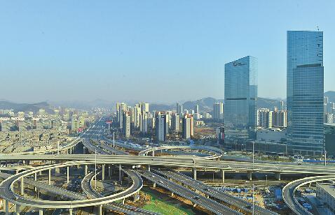 启动5大片区连片开发 品质市中...
