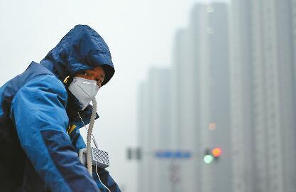 济南昨现今年以来最重污染天气 今天橙色预警继续发布