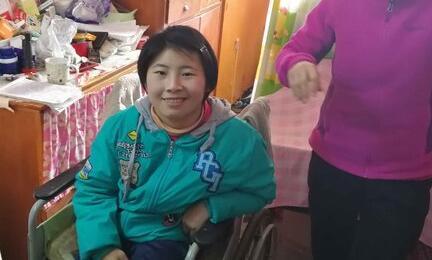 虎牌娱乐官网20岁脑瘫女孩生日当天捐眼角膜:我也能帮助别人