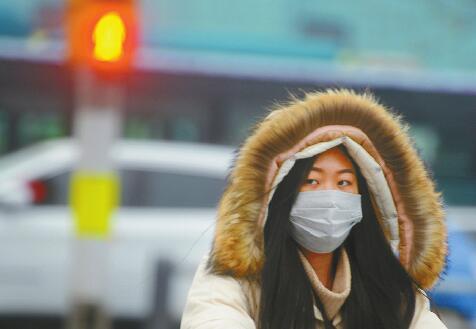 济南今起8天持续低温:最高温在0℃徘徊 雾霾逐步消散