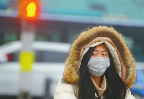 济南今起8天持续低温