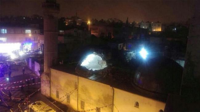 2012土耳其人口统计_土耳其清真寺遭袭基利斯接待的难民数量比城市总人口还多