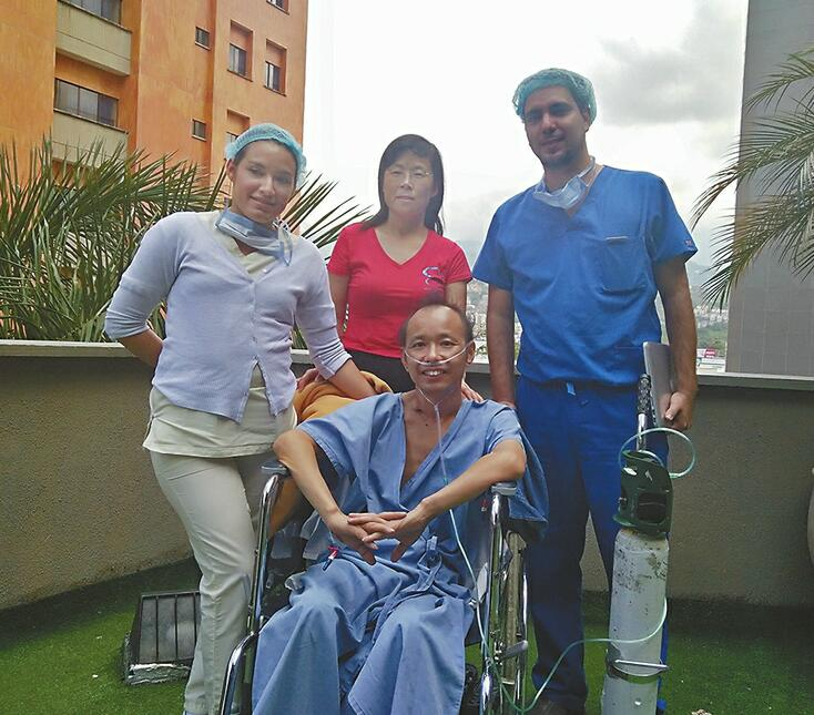 澳门赌博攻略:济南工程师在美洲患疟疾危在旦夕_30天跨国大营救展开