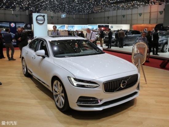 沃尔沃S90L将推三座版车型 7月正式上市