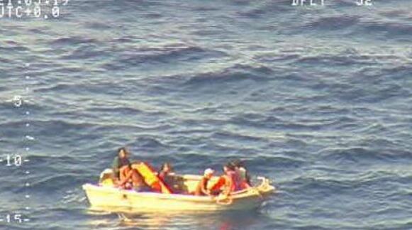 一艘渡轮在太平洋失联 船上载有逾80名乘客