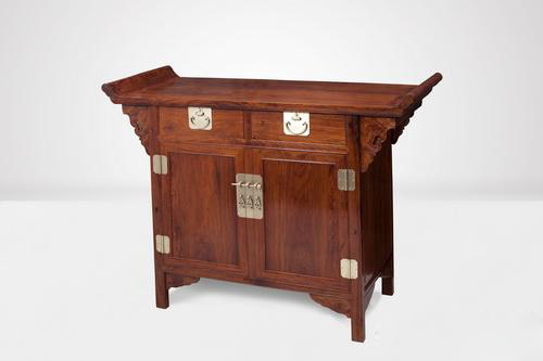寓藏于生活 收藏雅致海黄老式家具