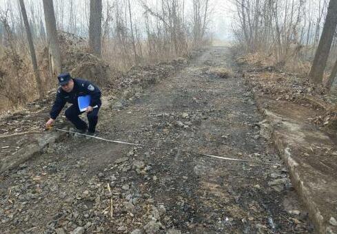 奇葩!小偷盗走水泥公路800米 这起离奇案件彻底惊呆办案民警