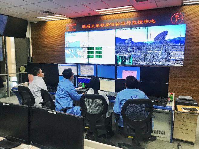 """我国首颗地震观测卫星""""张衡一号""""成功发回首批科学探测数据"""