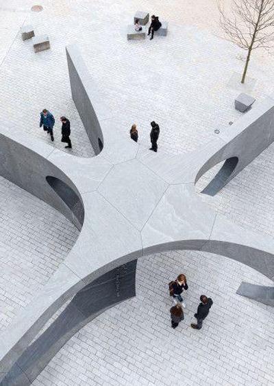 雕塑与公共游乐设施