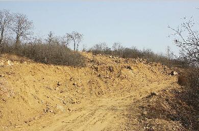 济南长清清心山山体遭开采 目前相关部门调查尚无进展