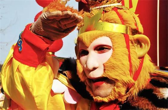 一场妙趣横生的童趣卡通大庙会即将在沂蒙山云蒙景区上演