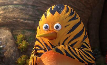 《虎皮萌企鹅》定档3.16 神奇动物丛林狂欢