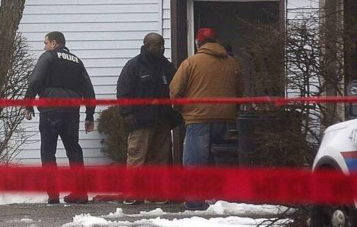 美国发生枪击事件 2名警察遭枪杀 嫌疑人受伤送医