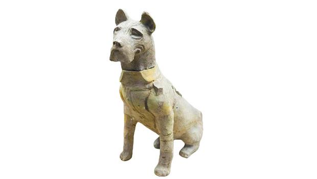 """古代文物上的""""名犬"""""""