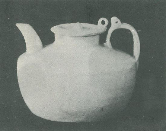 宋代影青瓷器独特