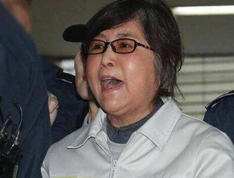 崔顺实涉18项罪名获刑20年 乐天会长辛东彬一审被判刑2年6个月