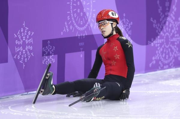 李琰谈短道速滑中国队员一晚四次被判罚:我们没有做好自己