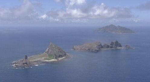 中国海警船时隔16日赴钓鱼岛巡航 日本无理警告