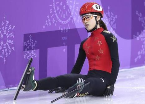 中国短道4次犯规韩天宇任子威无缘决赛 网友:这就是平昌!