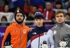 奖牌献给被取消资格的运动员 俄选手泪洒赛场