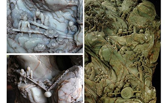 中国古代玉雕中的意境之美