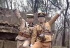 令人发指!穿日军服遗址拍照 两男子拿民族伤痕开玩笑遭谴责