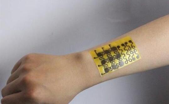 电子皮肤完美自愈:还能回收