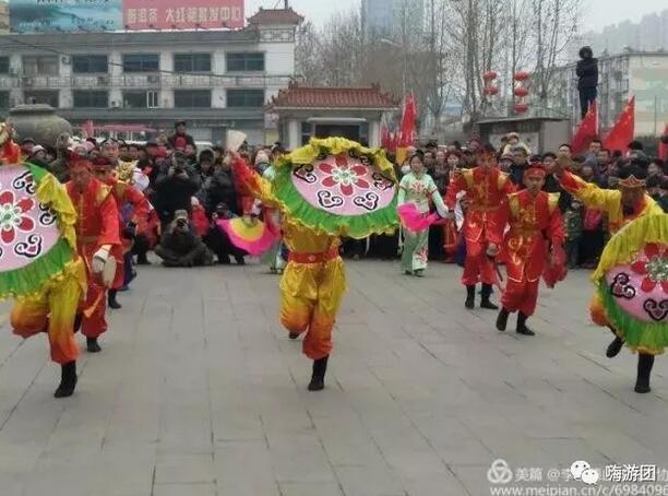 """错过一年又要等一年 正月初九五省欢天喜地""""闹""""泉城"""
