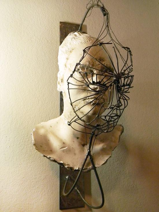 把幻想注入雕塑