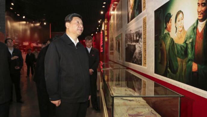 人民日报微视频丨为了共产党人的使命