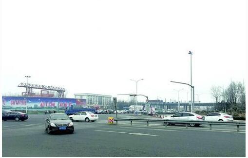 济南东北城堵点将这样拔除 郭店立交将新建并加宽匝道