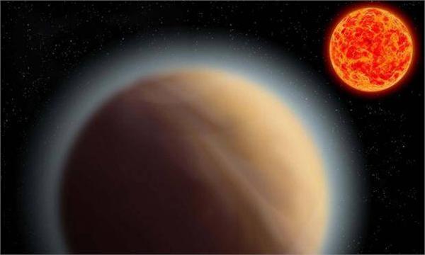 地外行星發現水源 內部還含有重金屬物質